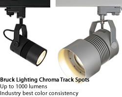 bruck lighting track systems. Bruck Lighting Chroma High Efficiency Track For Gallery Or Museum - Single Systems I