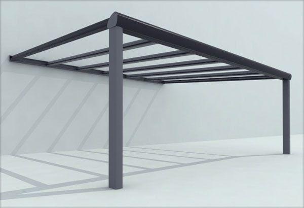 Verwonderlijk Overkapping terras zelf maken (met afbeeldingen) | Ideeën voor IJ-05