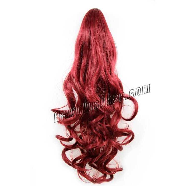 Cheap wholesale claw clip red curly indian remy hair ponytail cheap wholesale claw clip red curly indian remy hair ponytail extensionshot selling pony tail pmusecretfo Image collections