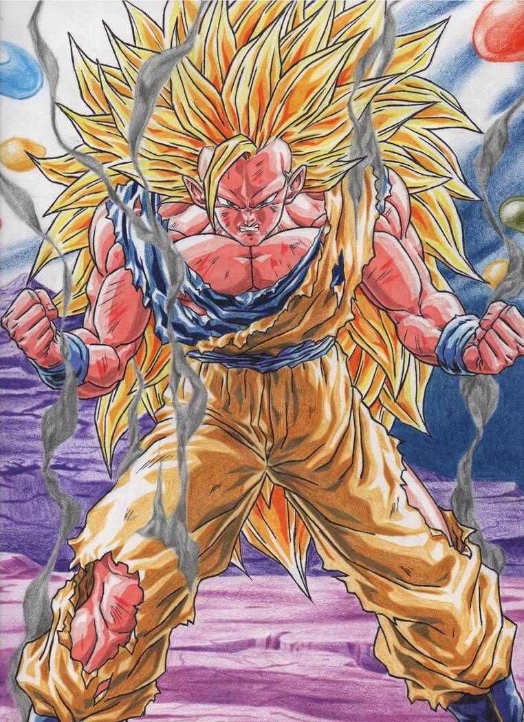 Goku Ssj3 Dragon Ball Goku Anime Dragon Ball Super Dragon Ball Super Manga