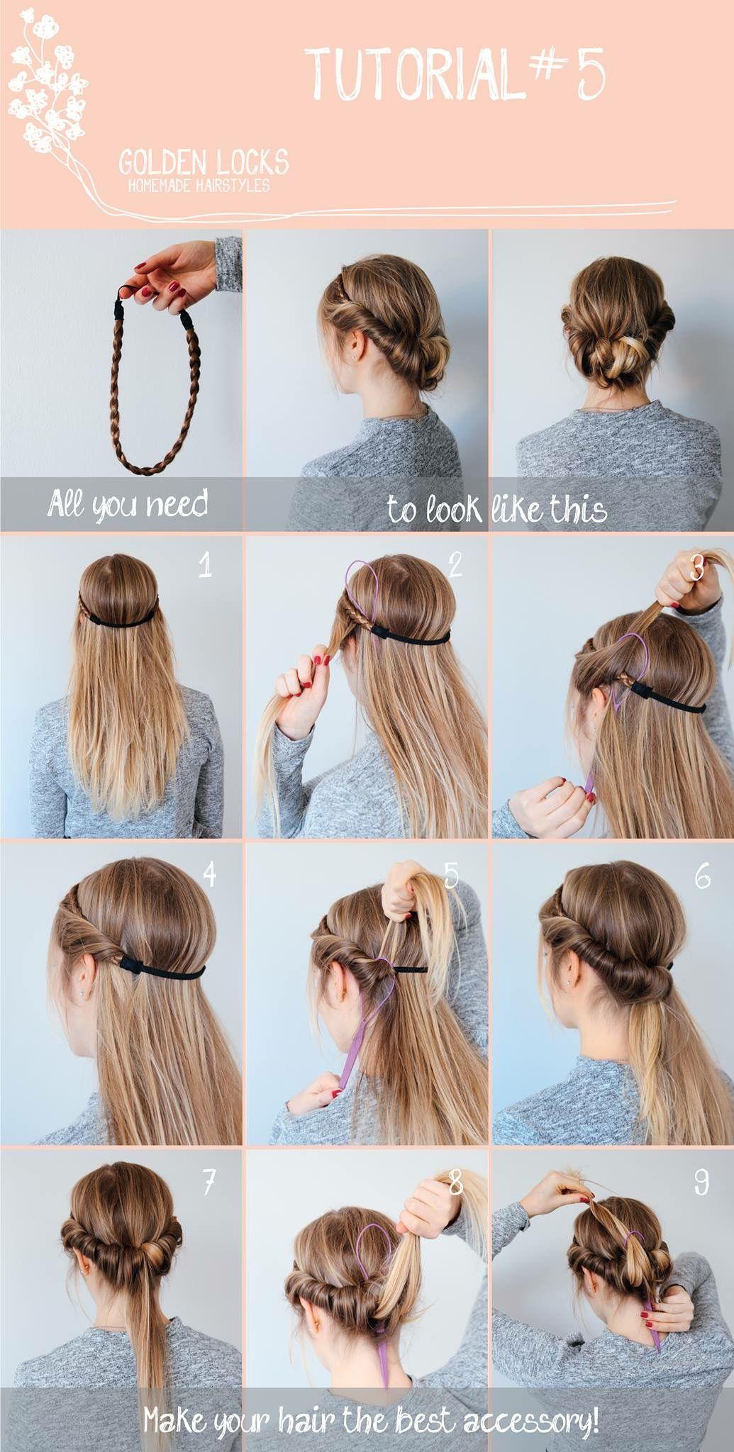 Pin By Kristen Duke On Hair Make Up Long Hair Styles Hair Styles Diy Hairstyles