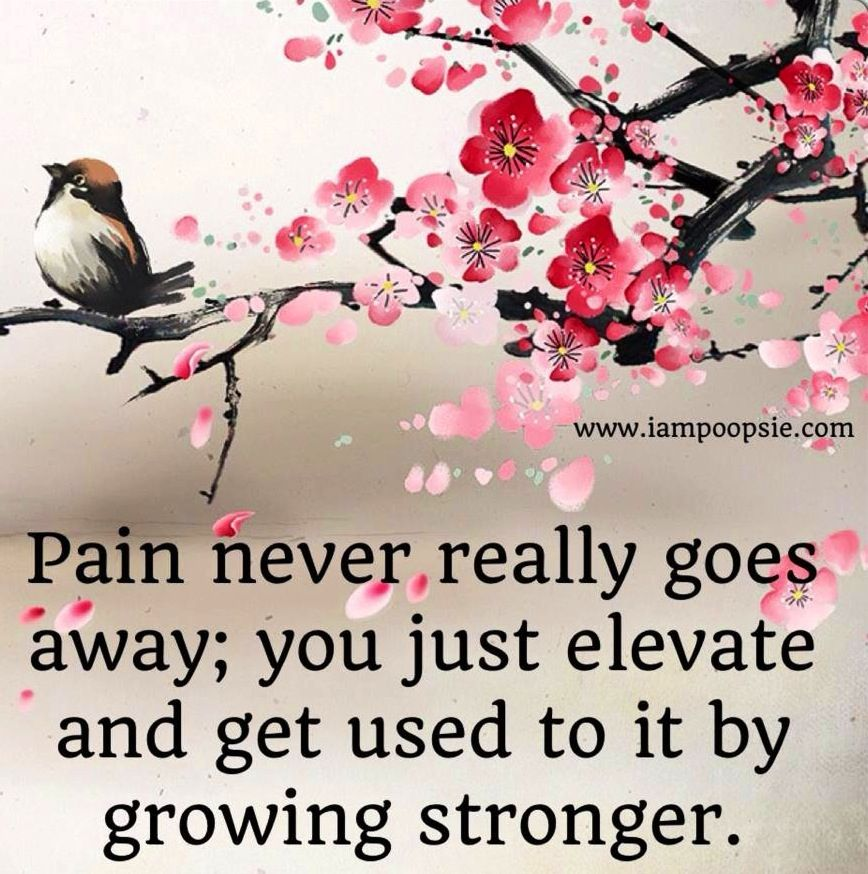 ***Living with Chronic Pain and Chronic Illnesses