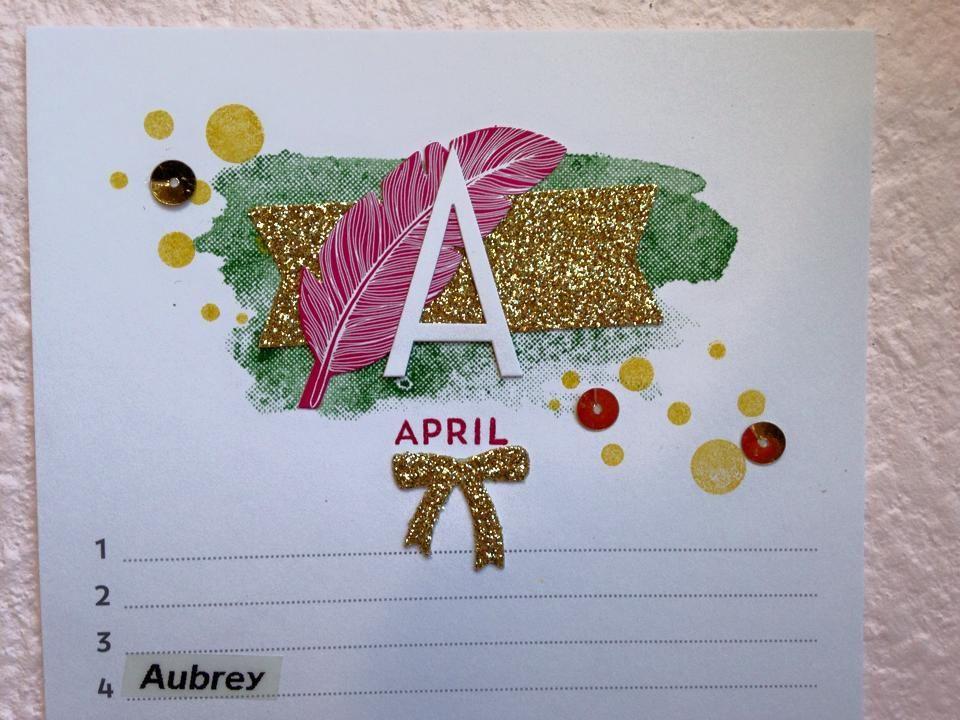 Brynn Thornburgh - Perpetual Calendar