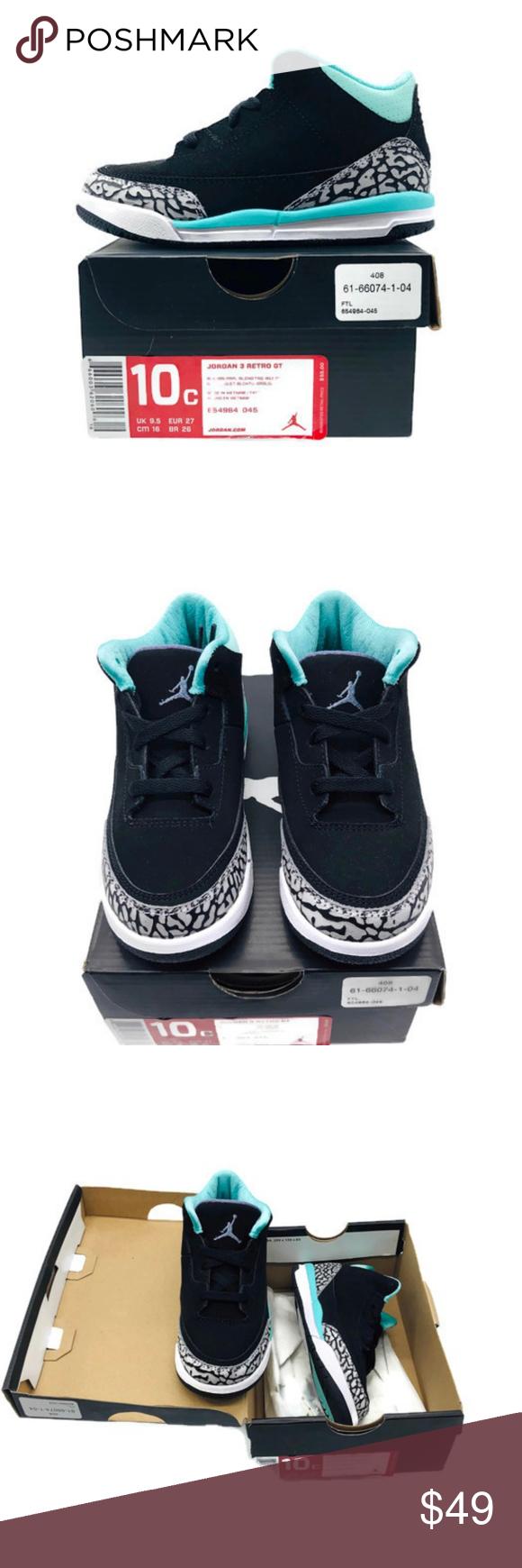 new arrival 3bac9 0a629 Children's Jordan sneakers! New in the box, Jordan 3 Retro ...