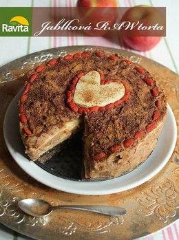 Jablkovú RAW tortu!