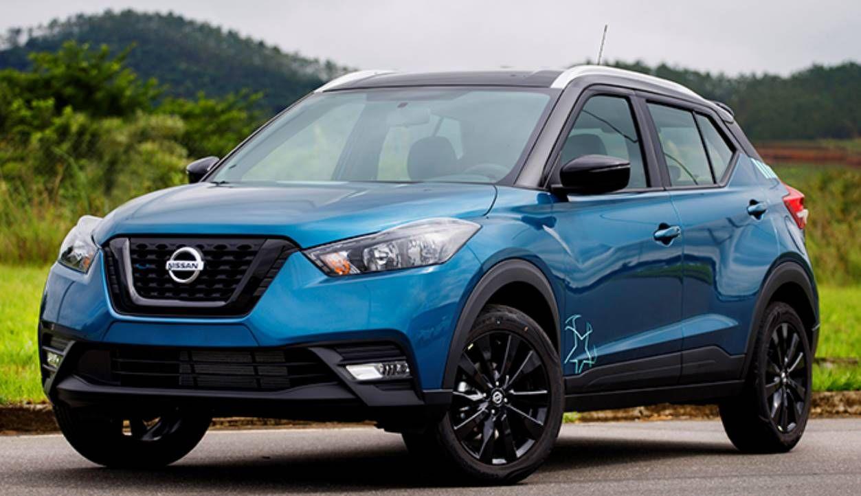 O Nissan Kicks Uefa Champions League 2020 Tem A Producao Limitada A 1 Mil Unidades Por R 98 490 Em 2020 Nissan Nissan Kicks Luxury Sports Cars