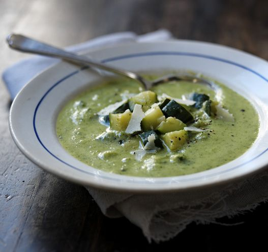 Italian style courgette and parmesan soup recipe recipes food italian style courgette and parmesan soup recipe recipes food and parmesan soup forumfinder Image collections