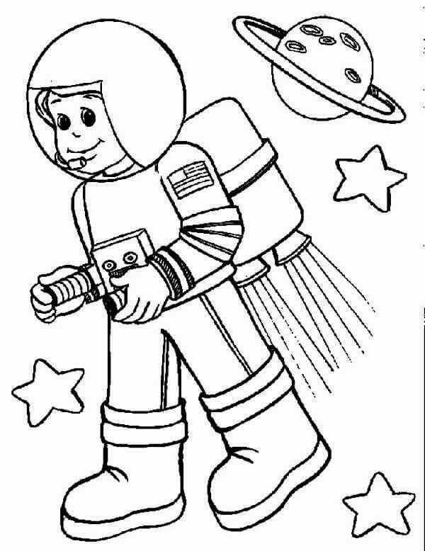 Astronot Astronot