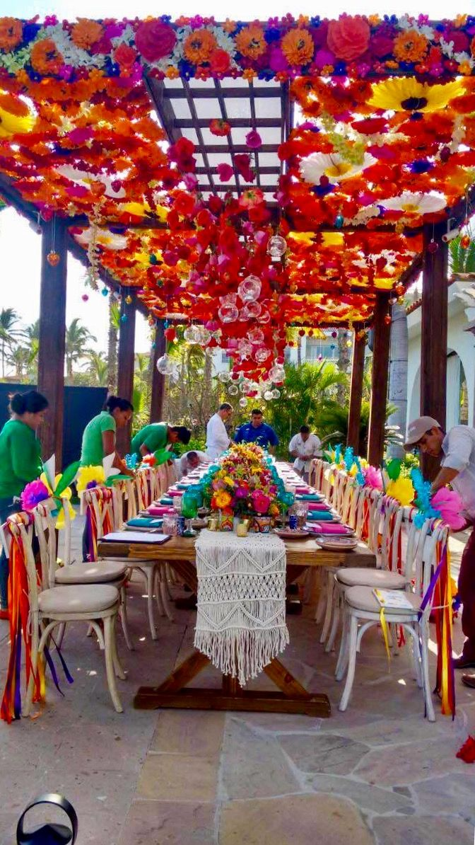 Mexican Theme Party Mexican Party Decorations Mexican Party
