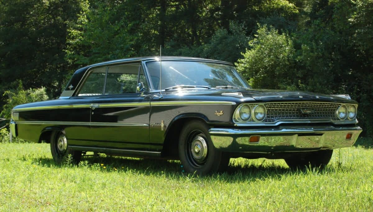 Here S A 1963 Ford Galaxie 500xl For Throwbackthursday Tbt