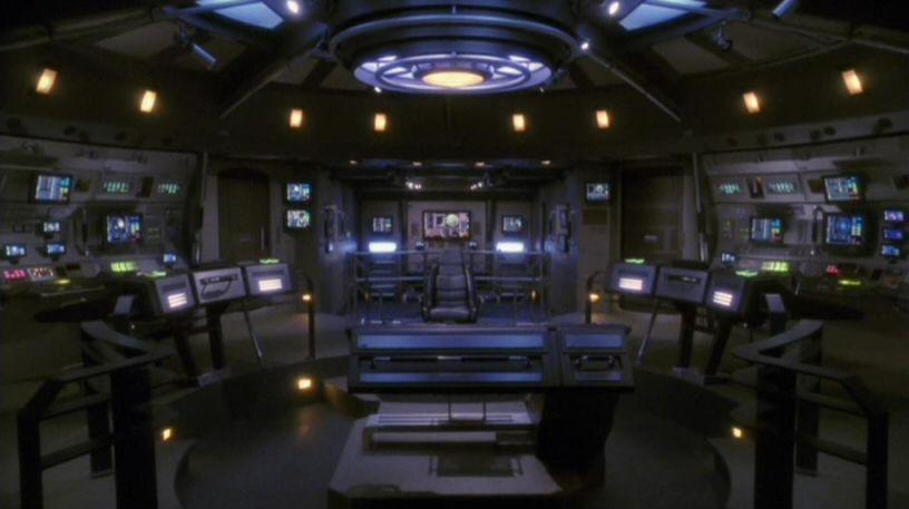 Bridge USS Enterprise NX01 Star Trek USS Enterprise NX