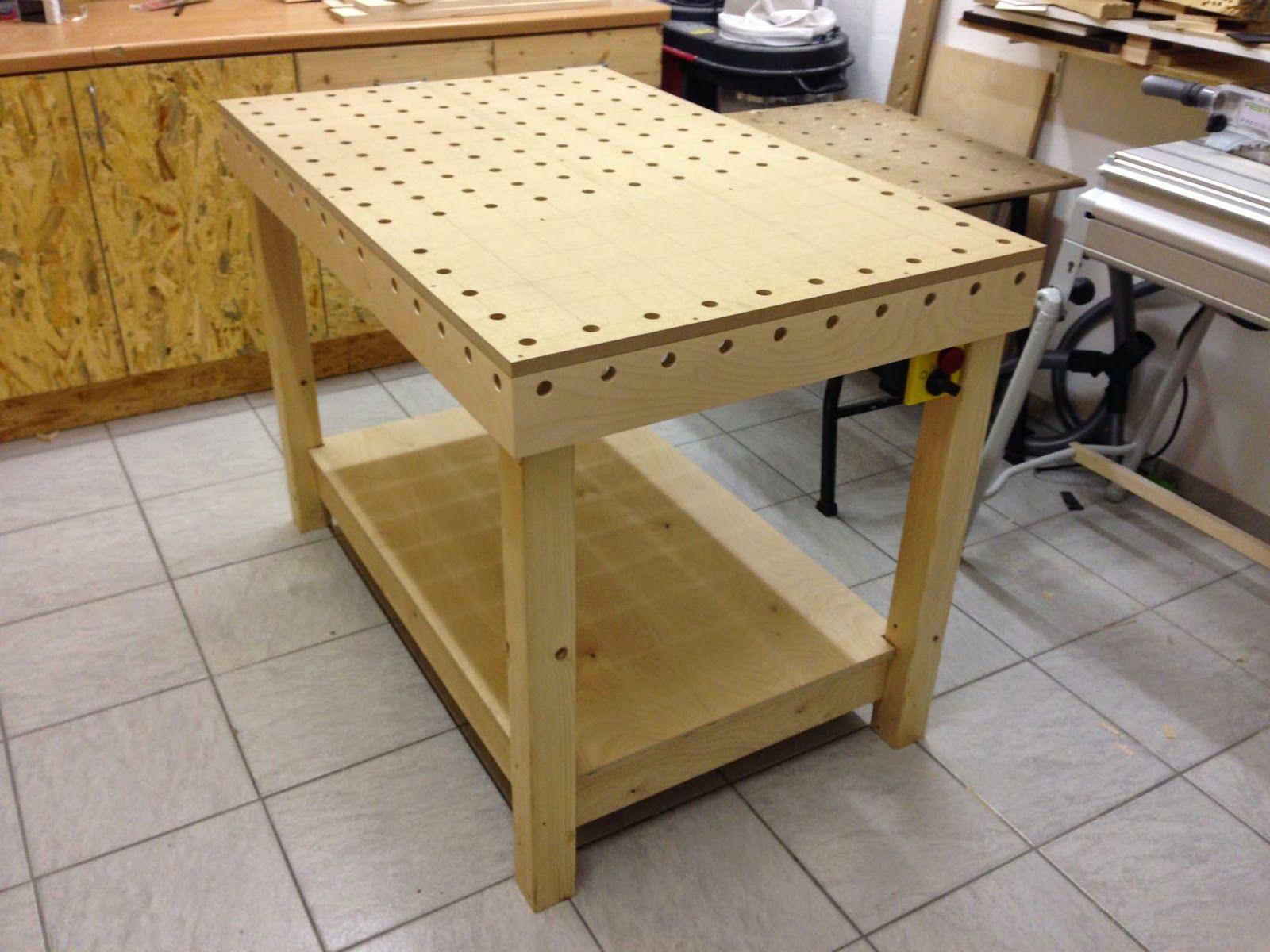 bauanleitung werkbank | wood projects | pinterest | werkstatt