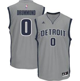 Men's Detroit Pistons Andre Drummond #0