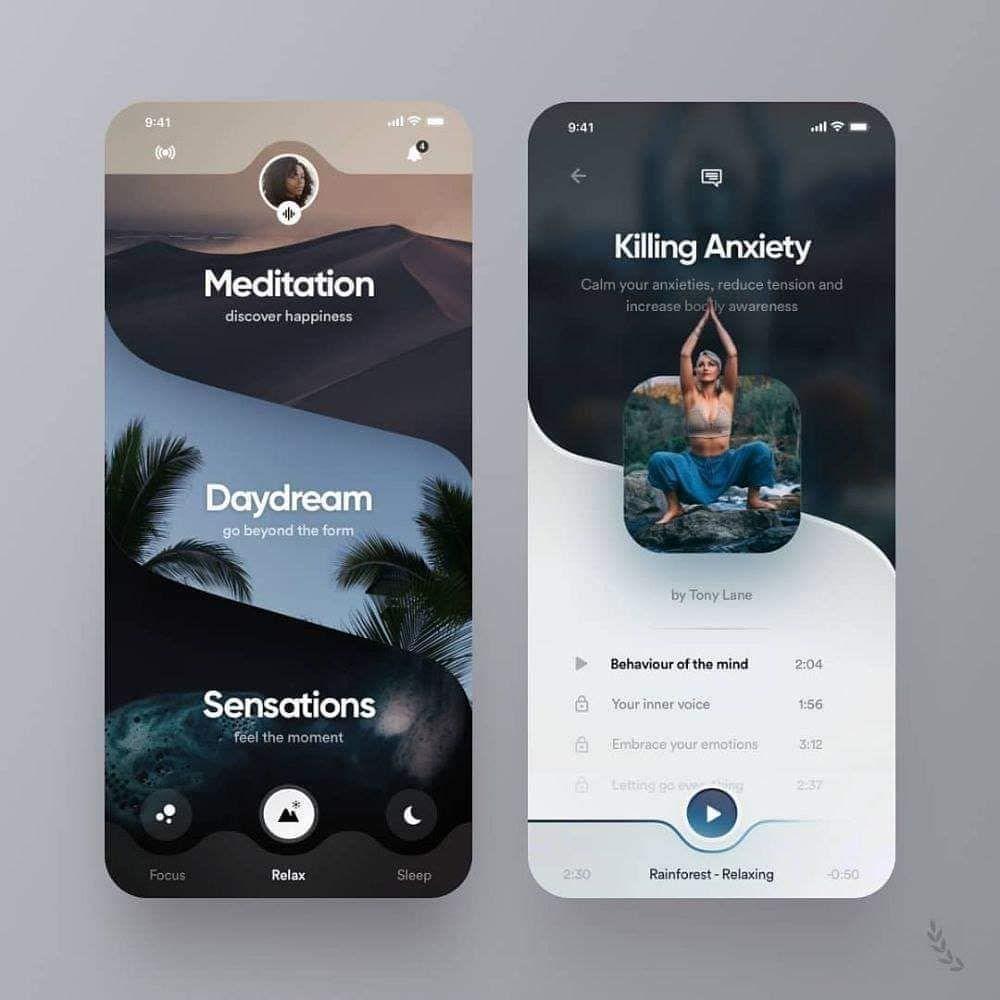 App Di Design pin em app design