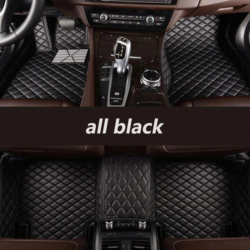 Custom Car Floor Mats For Volkswagen Vw Passat Golf Touran Tiguan