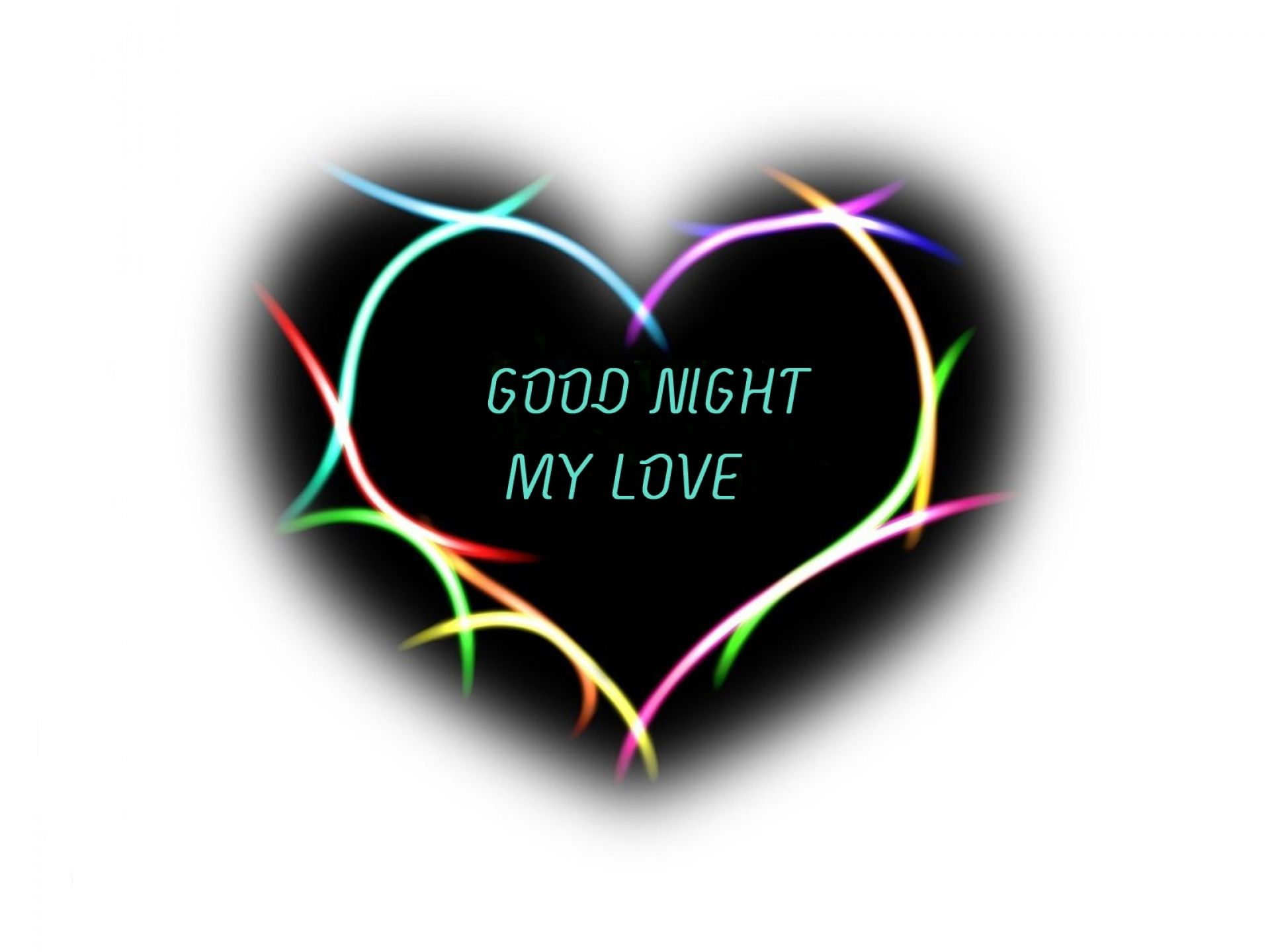 Good Night Love Heart Images Hd Wallpapers 1080p Love