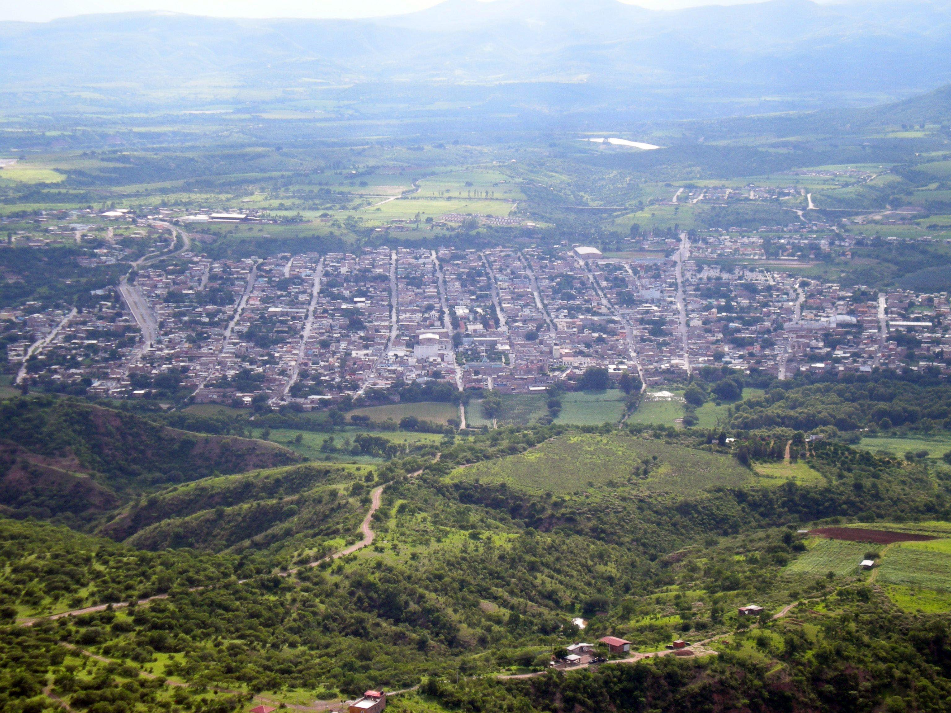 Jalpa Zacatecas México My Fathers Birthplace And The Most