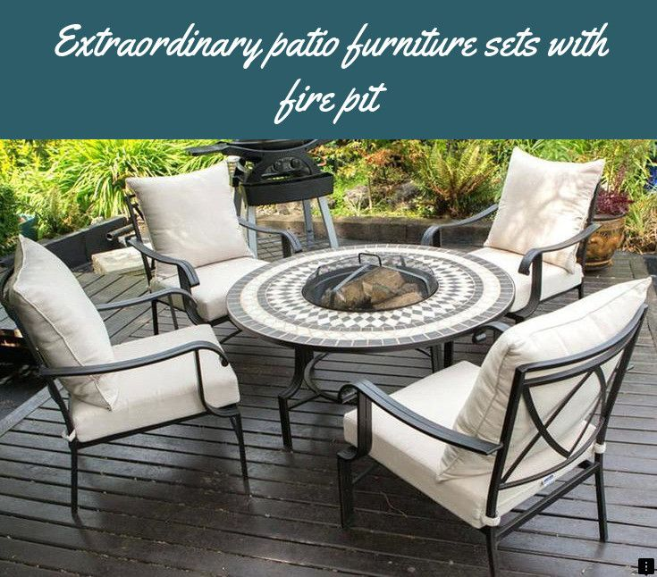 Want To Know More About Patio Furniture Sets With Fire Pit Just
