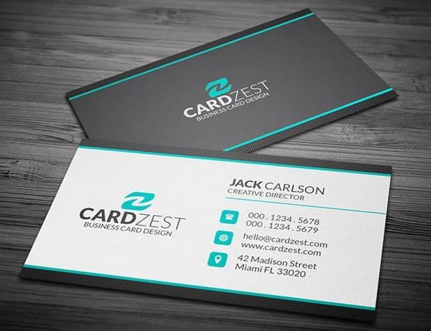 Elyssa I Will Design Your Awesome Business Card Print Ready For 10 On Fiverr Com Free Business Card Templates Cool Business Cards Printing Business Cards