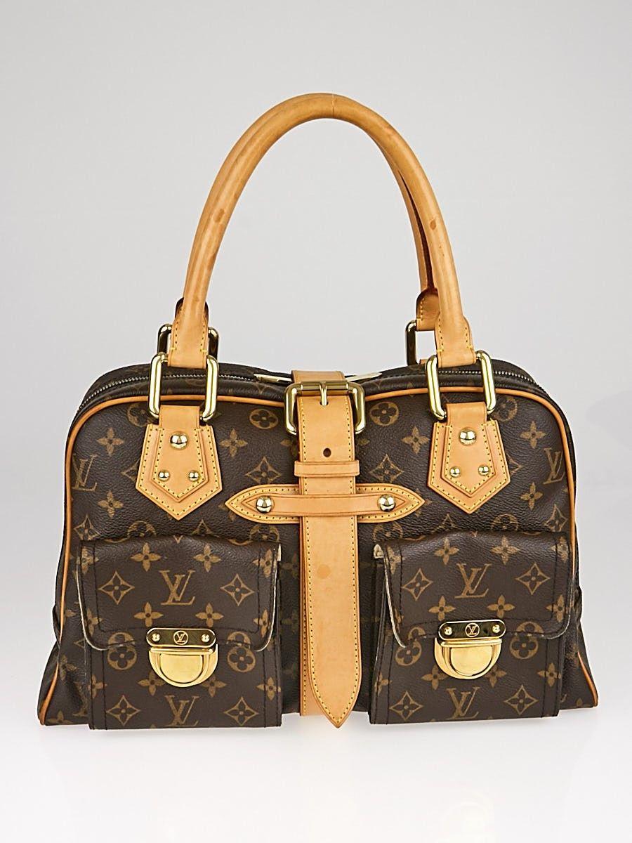 88af23f43bae Louis Vuitton Monogram Canvas Manhattan GM Bag