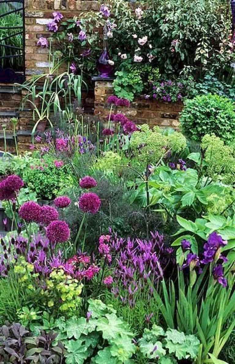 58 stunning small cottage garden ideas for backyard landscaping #backyardlandscaping