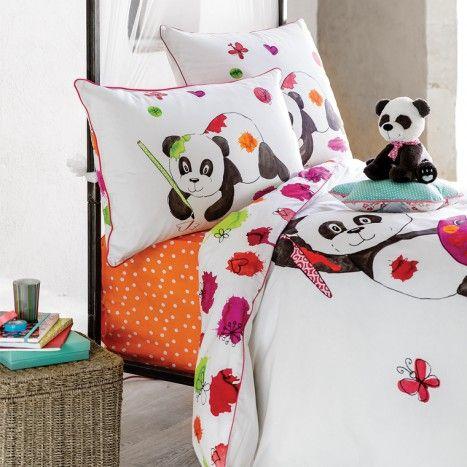 linge de lit bebe carre blanc On aime le #linge de #lit #enfant FRIMOUSSE par Carré Blanc  linge de lit bebe carre blanc