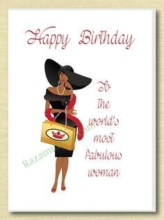 African American Birthday Cards New Pin By Jacquise Bradford On
