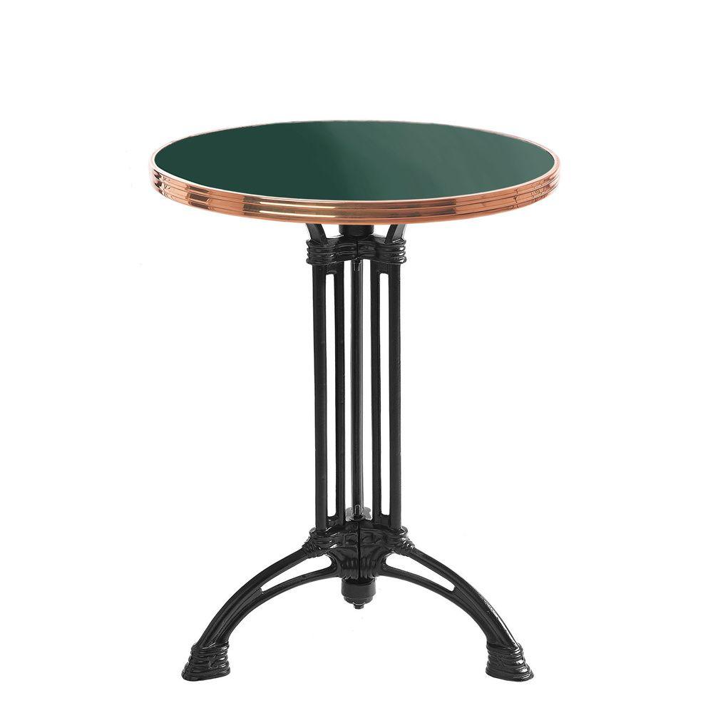 La Table De Bistrot Ronde Emaillee Ardamez L Authentique Table De Bistrot Parisienne Cette Table De Bistrot Ro Table Bistrot Table Bistrot Ronde Gueridon