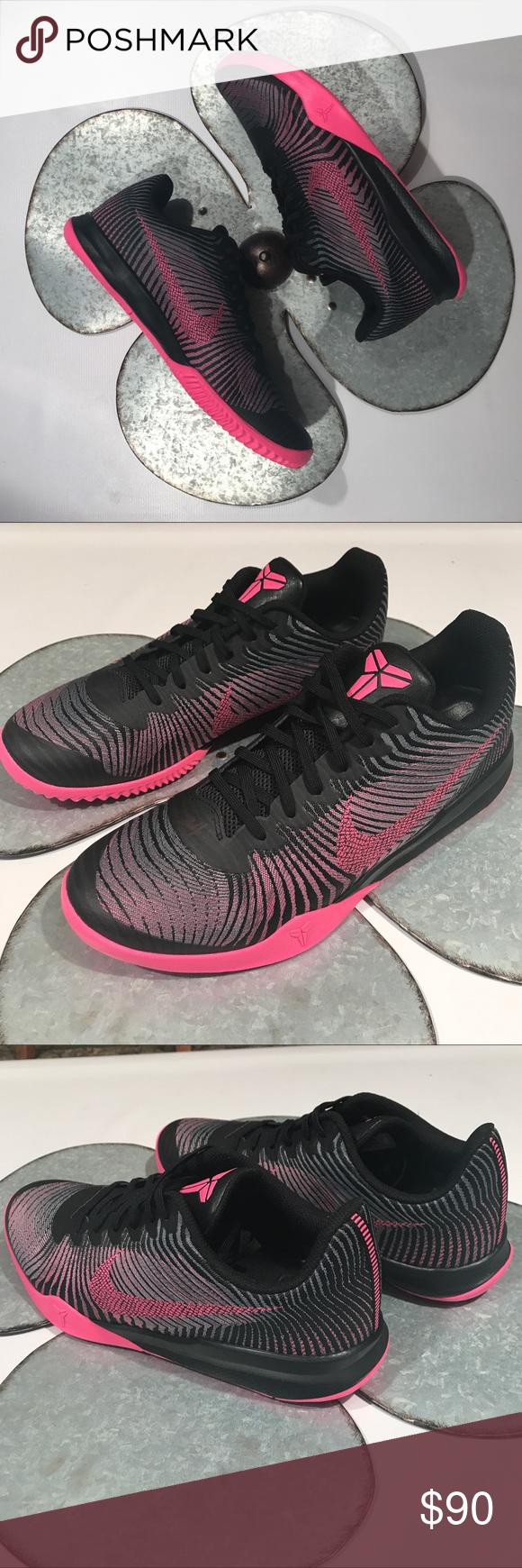 Nike Kobe Mentality 2 New Size 10 Pink