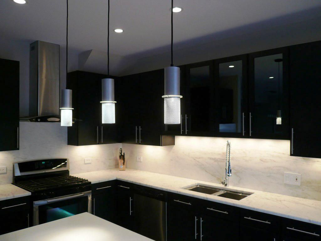 Black Kitchen Cabinets Home Depot