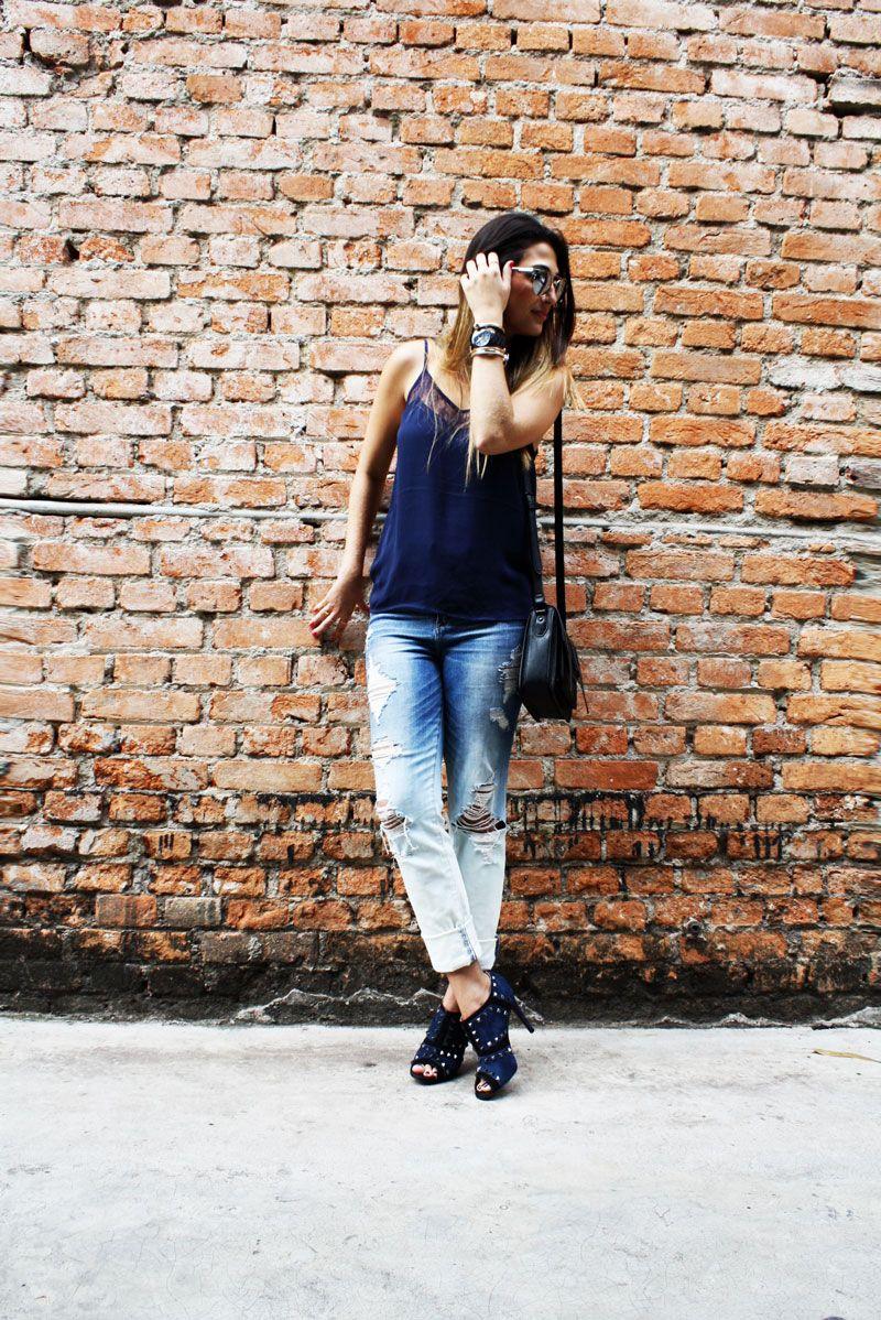 Confira o #lookdodia que montei no melhor estilo urban girl! Gente, amei esse #openboot da My Shoes! Paguei só R$ 129,00!  Vem ver o #look completo e saiba onde comprar as peças! Tá aqui >> http://goo.gl/ydvK0M  #ootd #itgirl #outfit #lookoftheday #outfitoftheday #IY