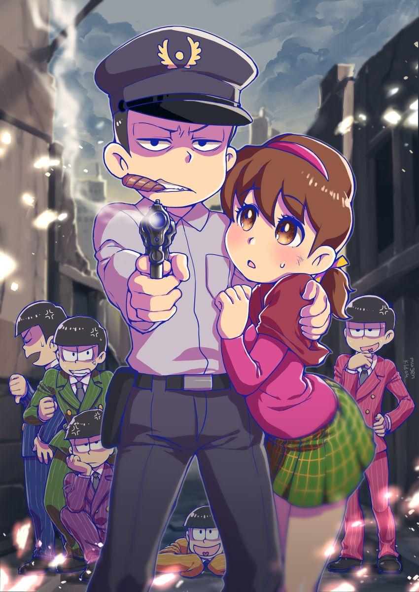 Osomatsusan Anime siblings, Anime, Anime love