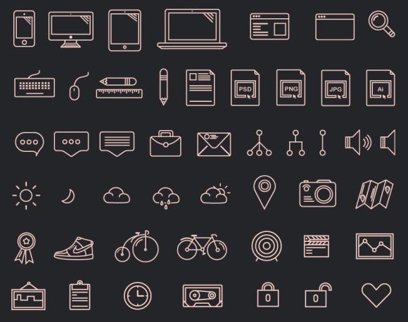 Designer Toolbox 11 Free Icon Sets Free Icon Set Free Web Icons Icon Set Vector