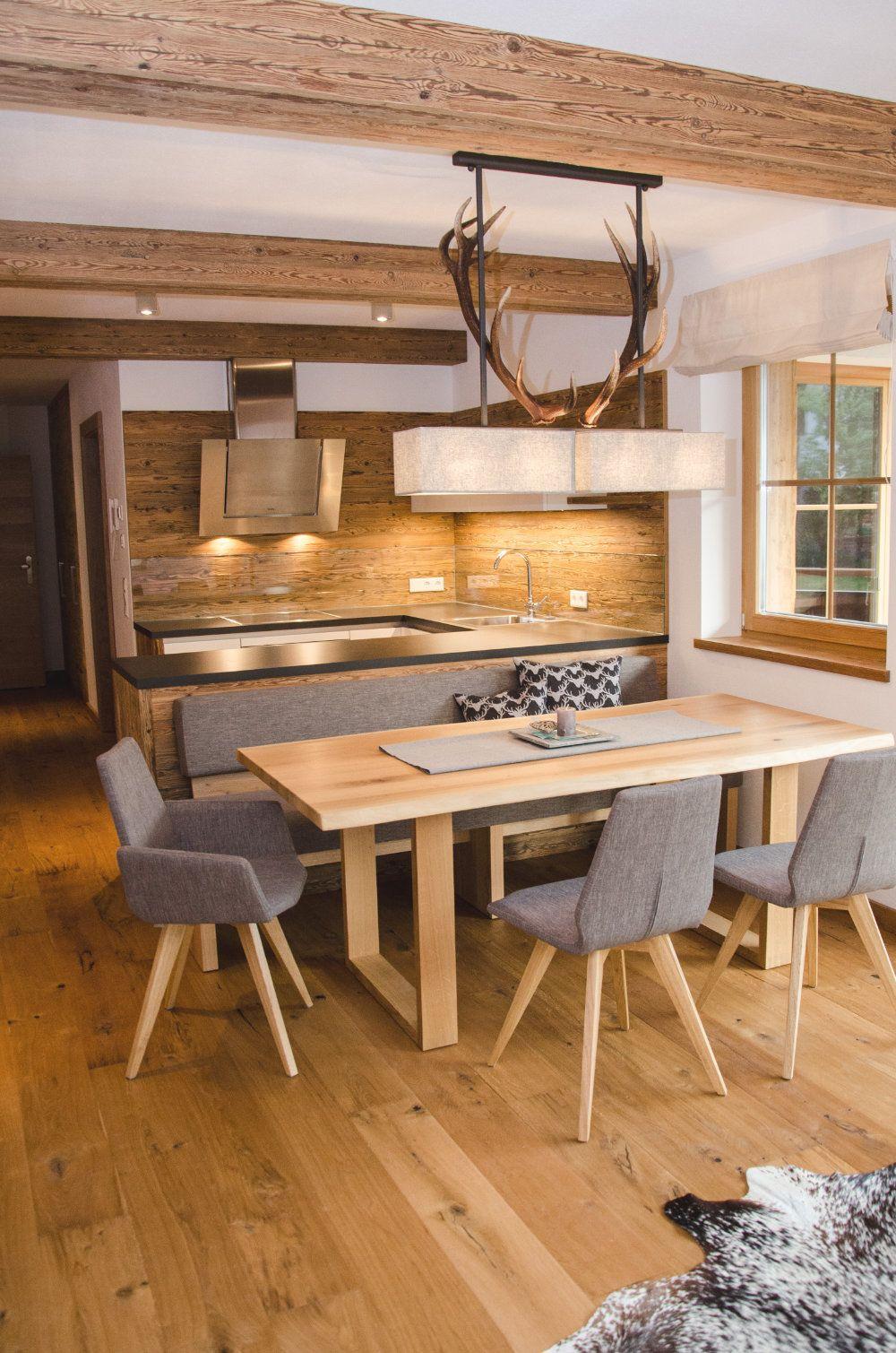 Chalet Stil Trixl Einrichtung Haus küchen, Küchen