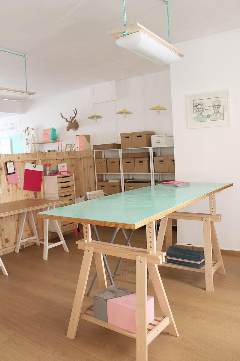 Diy sewing table ikea miteta  punto de venta de batiscafo en palma de mallorca