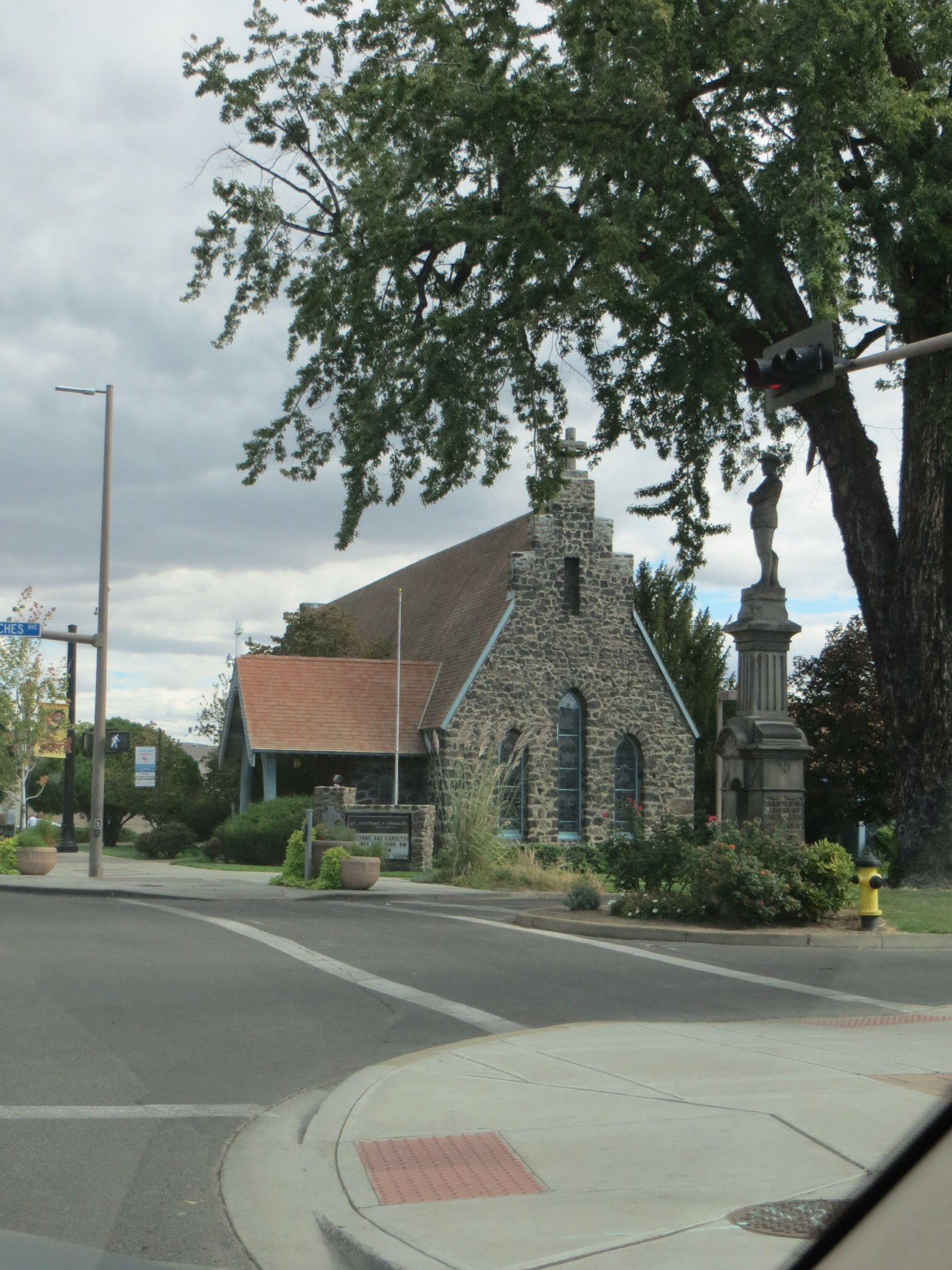 St Michael s Episcopal Church Yakima WA