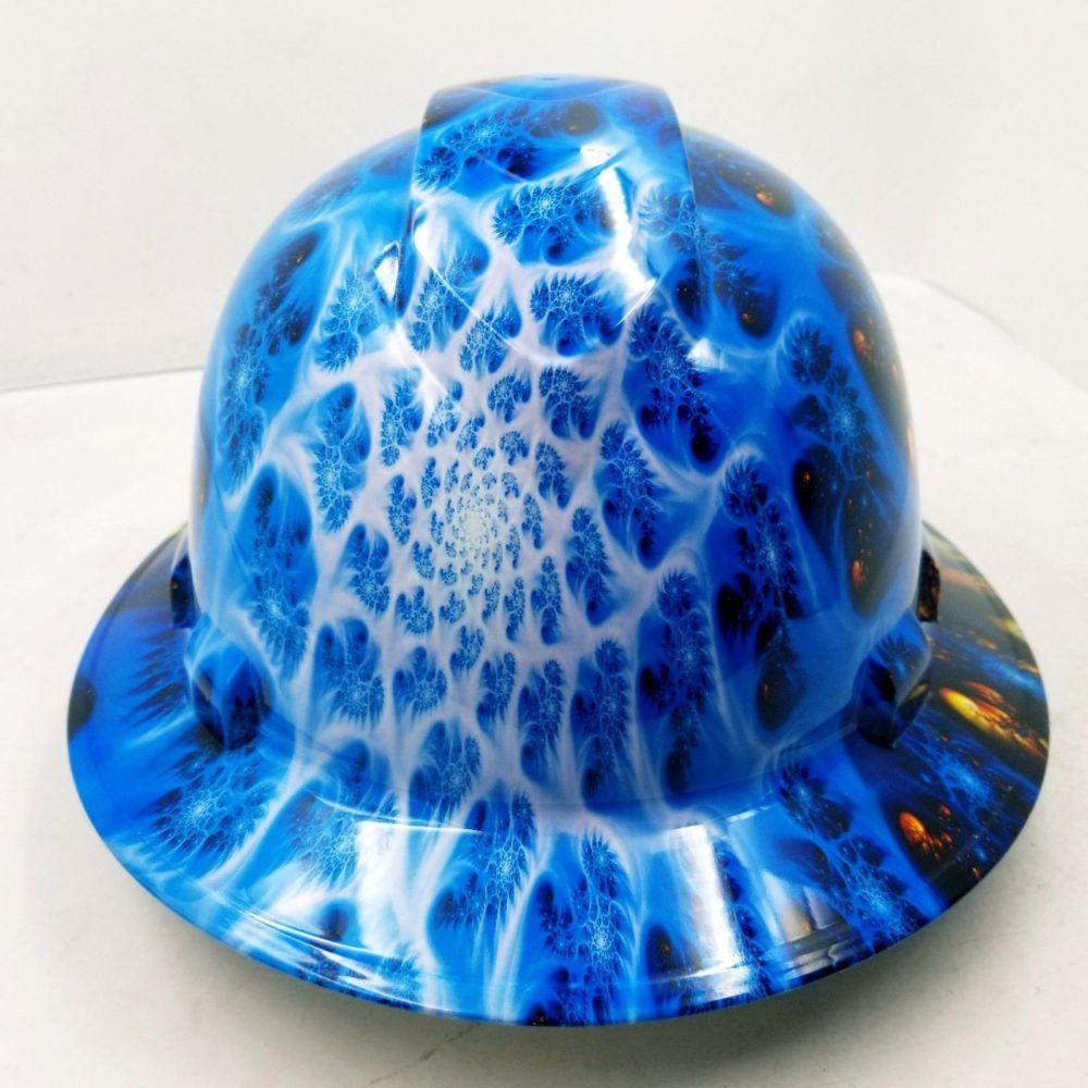 SUPERNOVA Hydrographic Full Brim Safety Hard Hat Hard hats