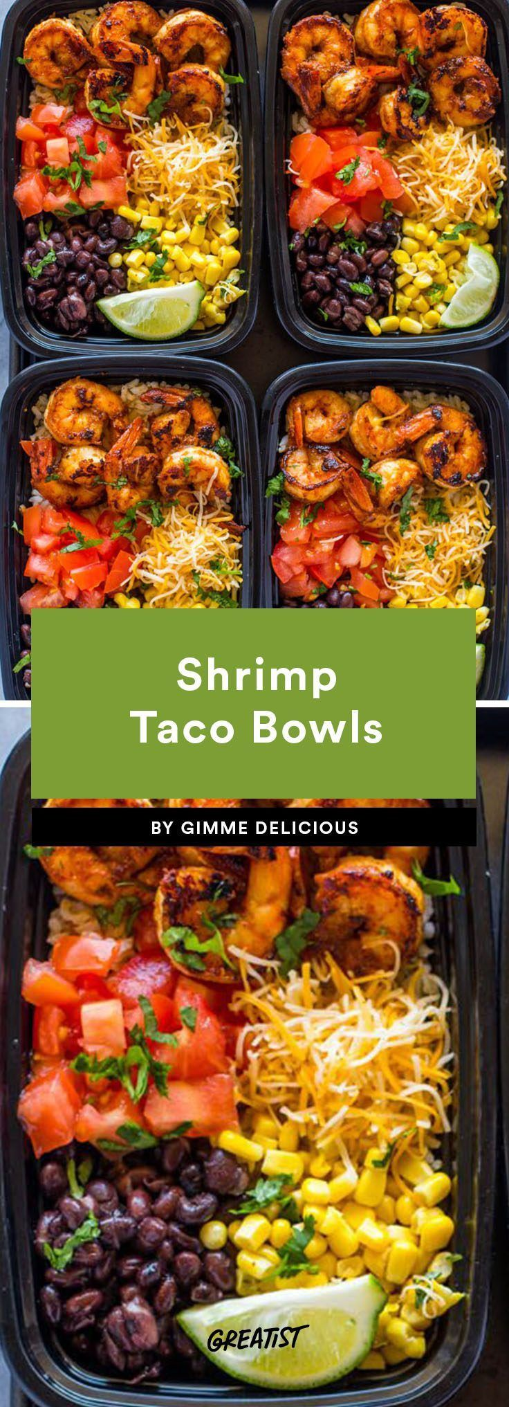 #healthy #bowls #ditch #shell #taco #when #want #for #you #the #to9 Healthy Taco Bowls for When You...