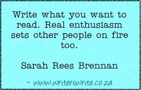 Quotable - Sarah Rees Brennan