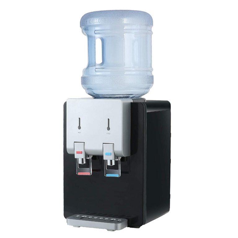 Amay Desktop Water Cooler Dispenser Countertops Water Coolers