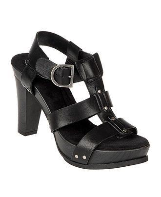 $80 Dr Scholls Shoes, Candid Sandals - Shoes - Macy's