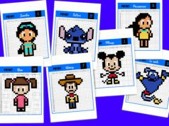 Photo of 20 Pixel Art Disney models to download for free – One day a game