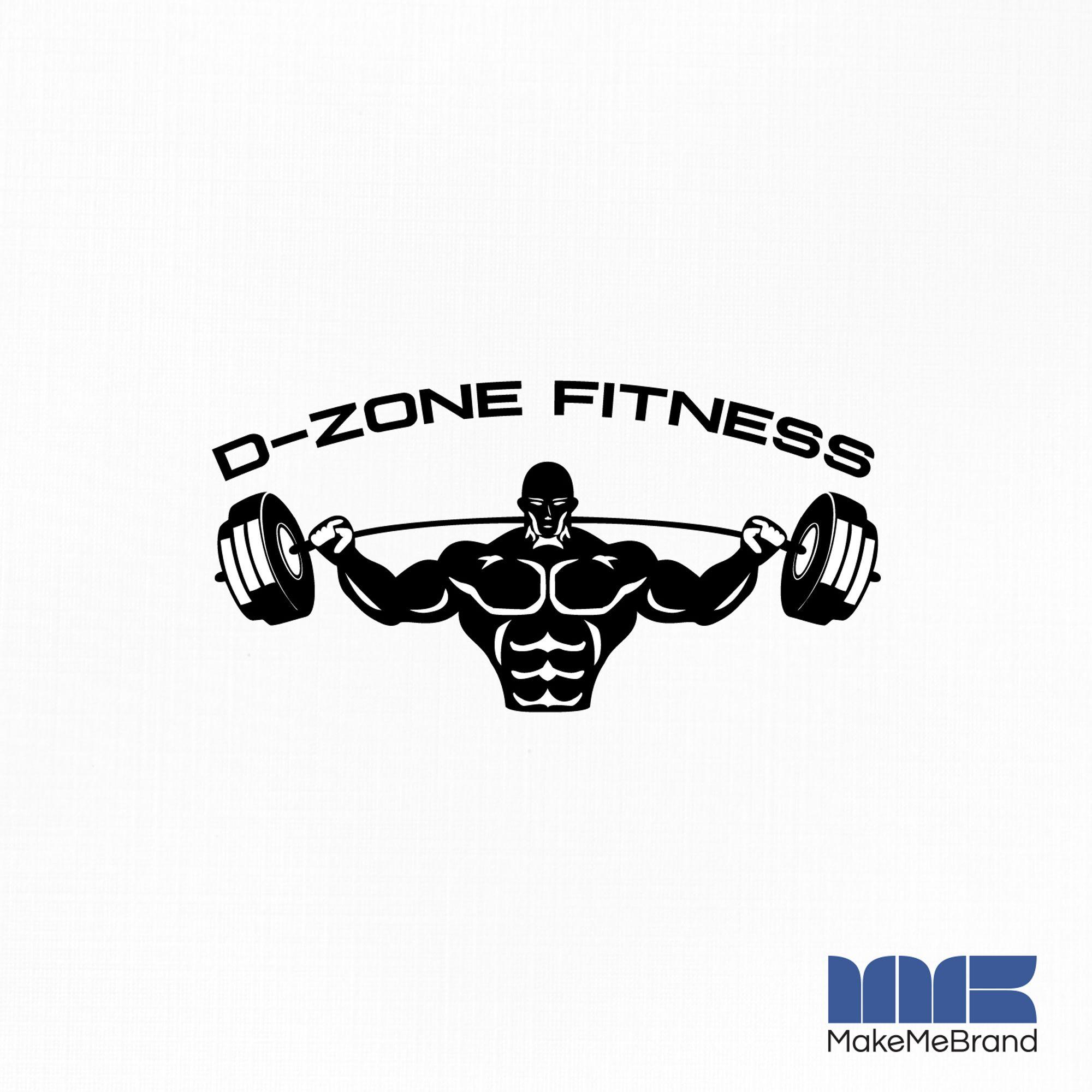 Logo Design 1 For D Zone Fitness Makemebrand