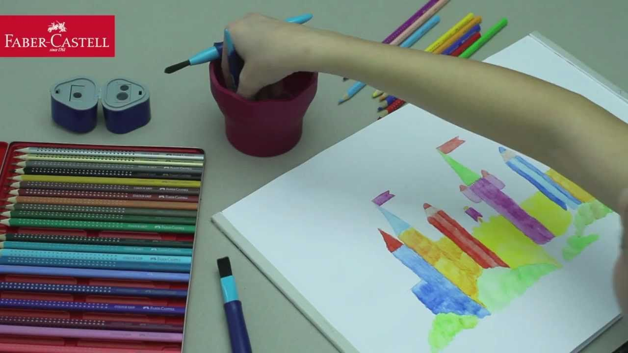 Faber Castell Colour Grip Faber Castell Mixing Primary Colors Faber