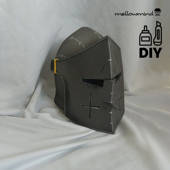 diy for honor warden helmet templats for eva by mellowmindcosplay armor pinterest helmets. Black Bedroom Furniture Sets. Home Design Ideas