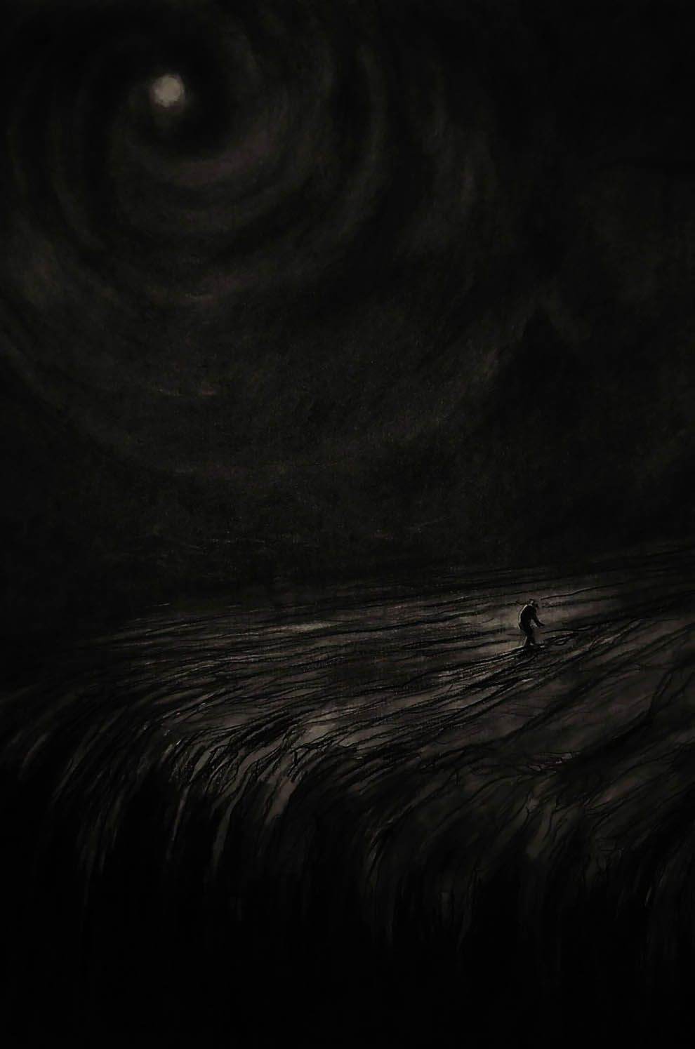 Staring into the Abyss: Sinister Artworks By Vergvoktre.. (30+ ...