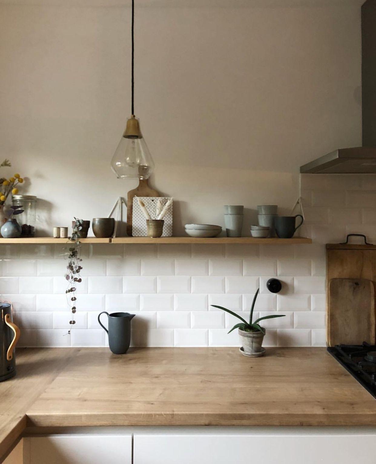 Épinglé par Sofie sur Wohnung   Cuisine moderne, Cuisine d ...