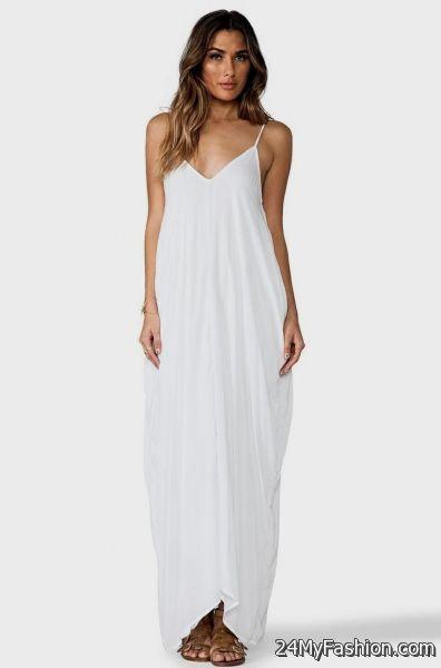 a4f1e339a6 casual white maxi dresses 2017-2018 » B2B Fashion