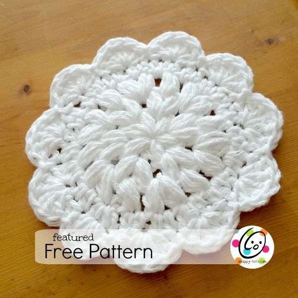 Featured Free Pattern: Shelley\'s Favorite Dishcloth | Trapillo ...