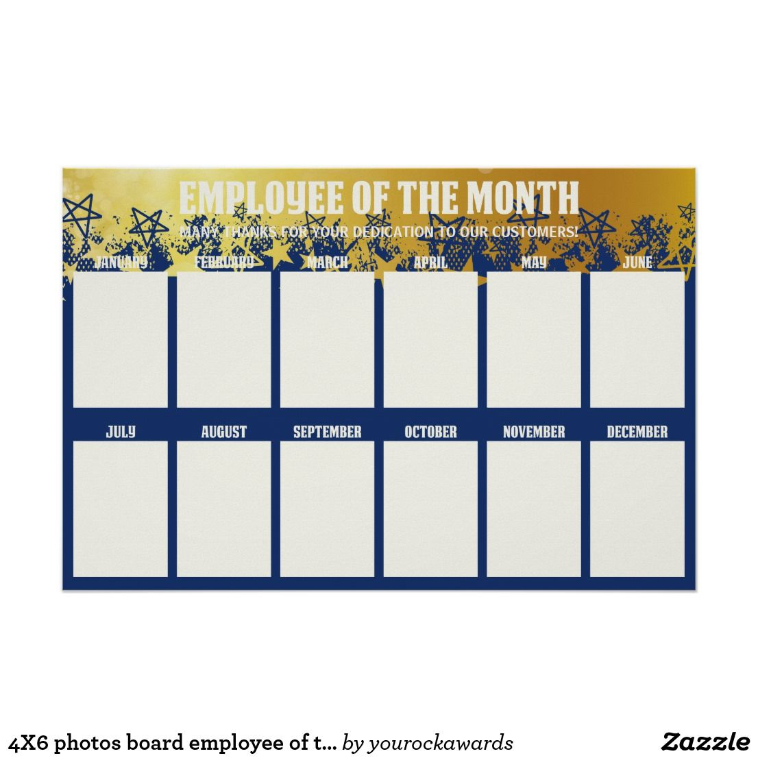 Employee Of The Month Ideas